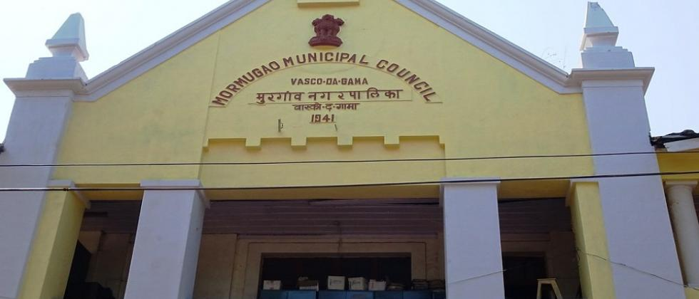 Mormugao Council submits a list of pre-monsoon works to DMA