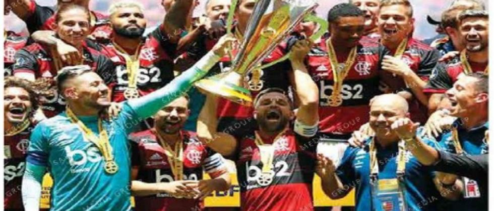 Flamengo win revived Brazilian Supercup