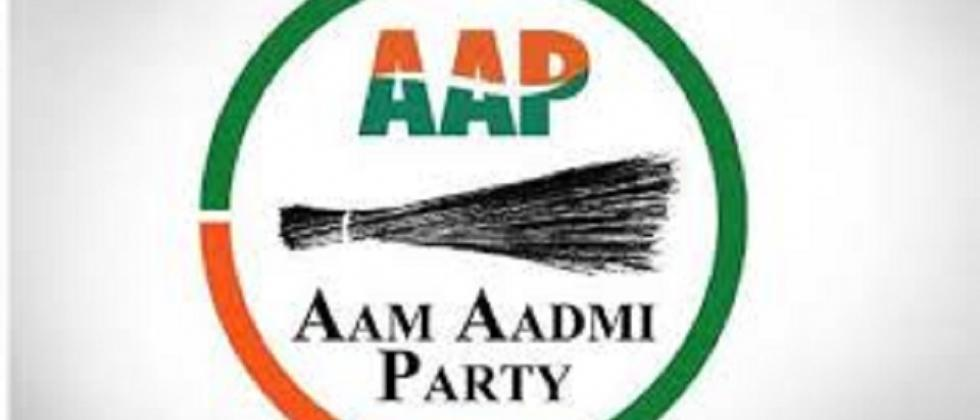 Merely a copy-paste budget, says AAP