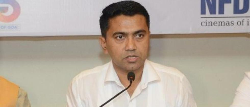 Chief Minister Pramod Sawant (File Photo)