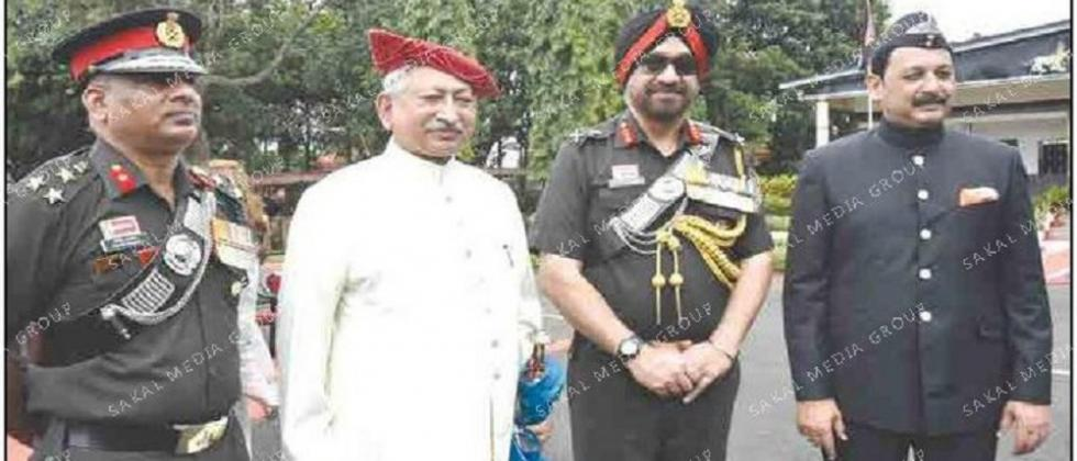 'Marathas and Sikhs two vital pillars of India's security'