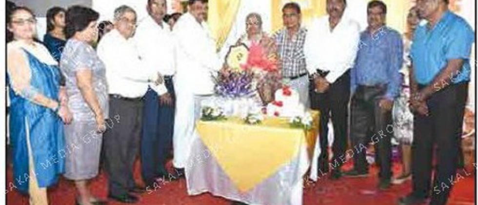 First Mormugao woman councillor Maria Josepha DSouza feted