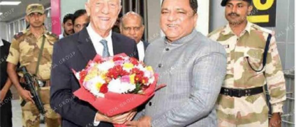 Goa and Portugal sign MoUs in different fields