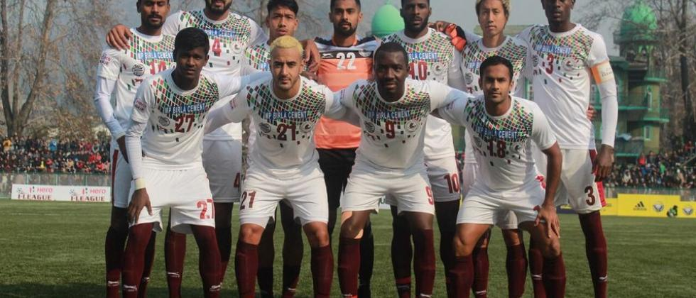 Mohun Bagan consolidate top spot with win against NEROCA