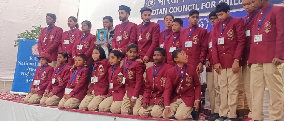Two Jammu and Kashmir youths among ICCW National Bravery awardees