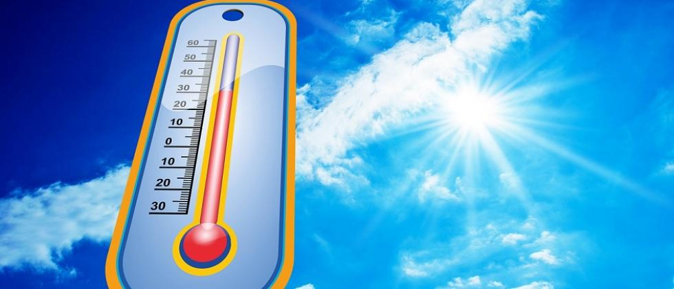 Easterly winds responsible for rise in temperature, IMD