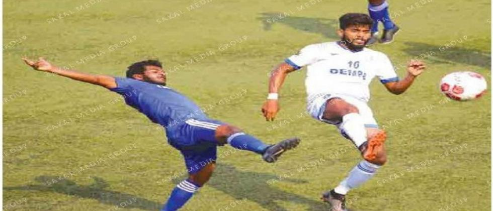 Edwin comes to Dempo's rescue