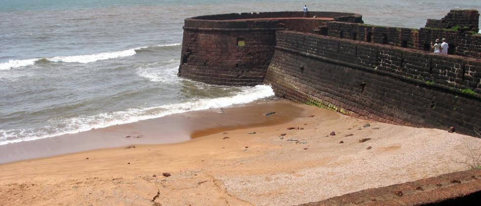 File photo of Fort Aguada.