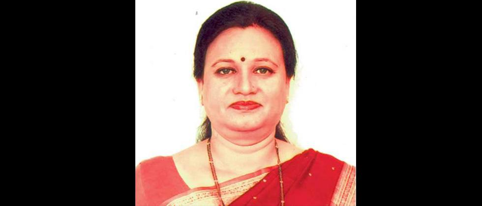 PMC Mayor Mukta Tilak