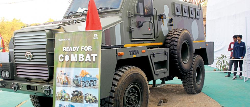 BVS and Defence Expo take off at Fergusson College