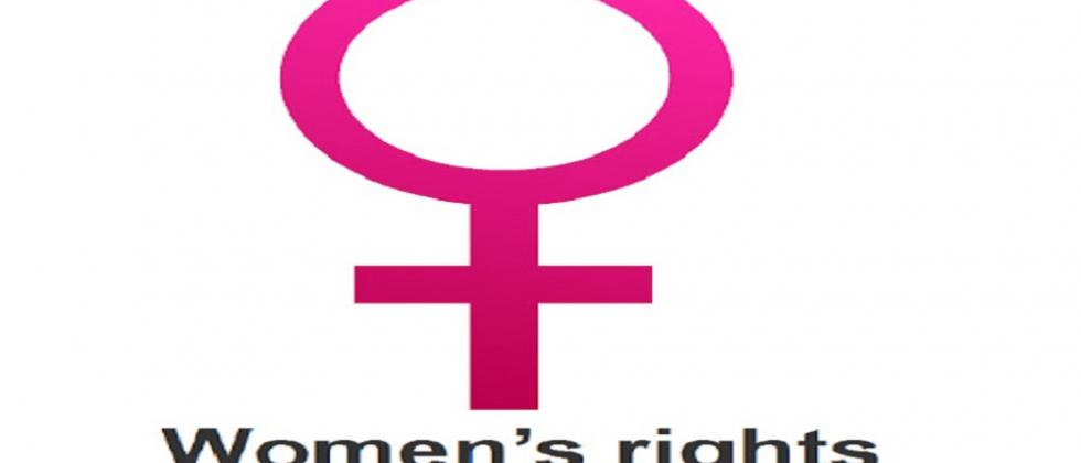 'There is an urgent need to fight for the rights of woman'