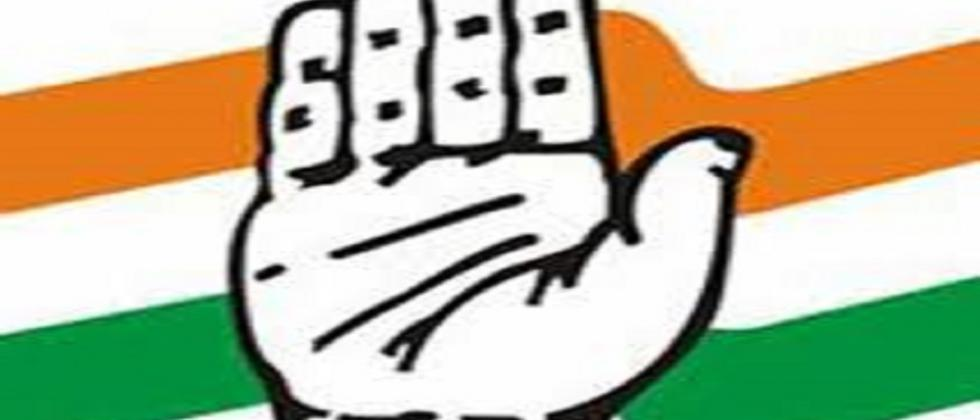 Cong stages protest dharna against Centre's anti-reservation stand