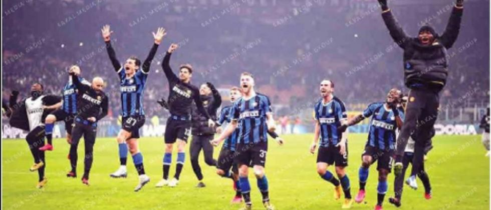 Inter on top after stunning comeback win over AC Milan