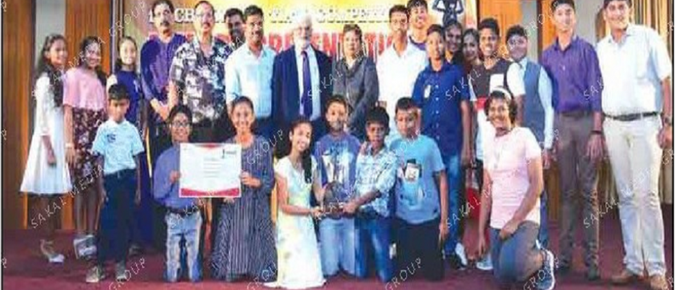 Kanvllean Kelem Kanv Kanv bags first prize at tiatr competition