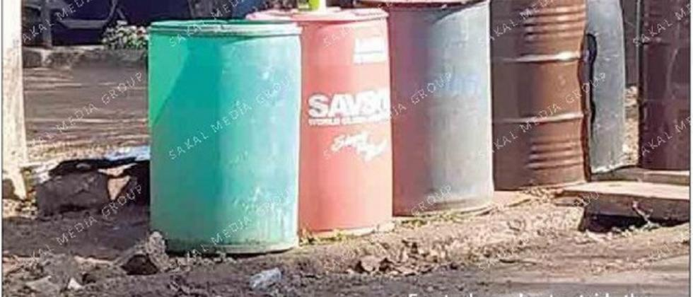 Sanvordem thirsts for water, residents fume