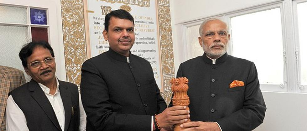 Former Maharashtra Chief Minister Devendra Fadnavis is BJP's new election in charge