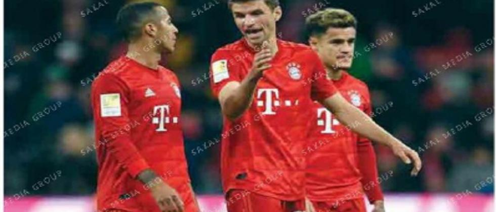 Bayern Munich stay top despite goalless draw against Leipzig