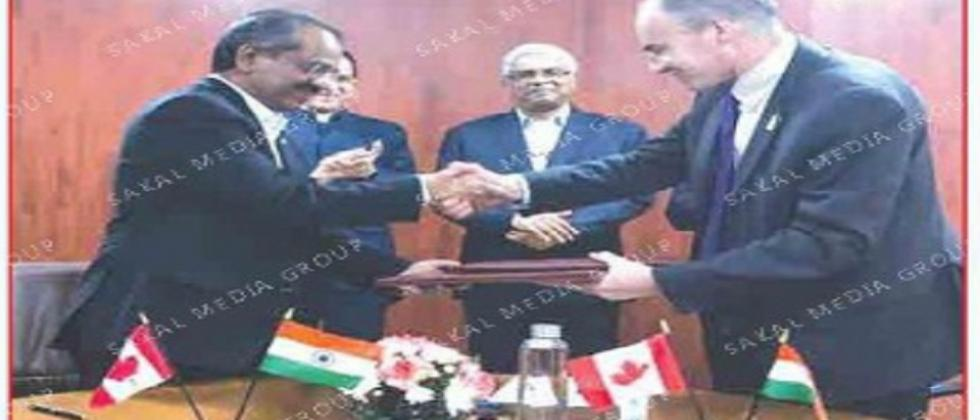 Canada and India sign MoC for polar and ocean research