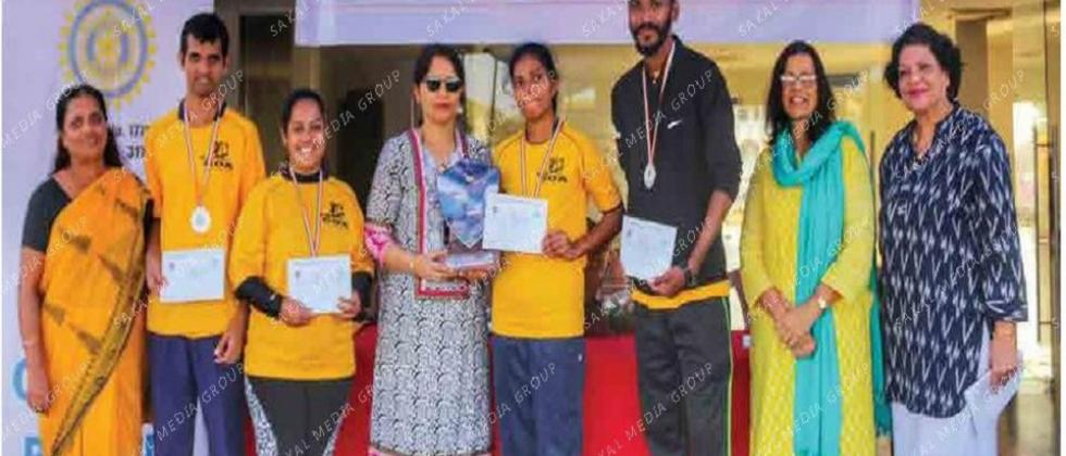 Disha school celebrates silver jubilee with Special students