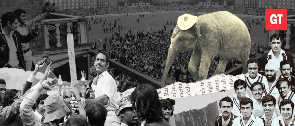 Story of India's first test series victory in England