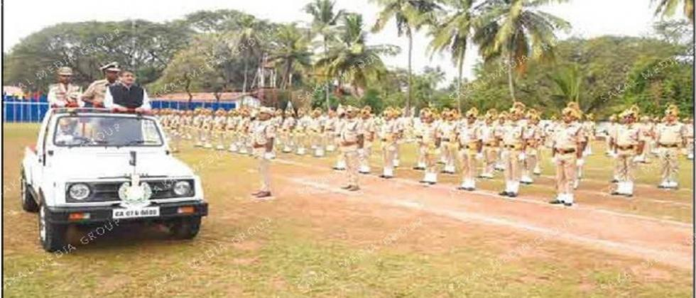 Puneet Goel praises Goa State Fire Force Training Center