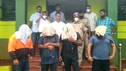 Four arrested in Calangute clash, Police says not a 'gang war'