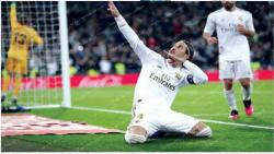 Leaders Real Madrid held to draw by late Celta strike
