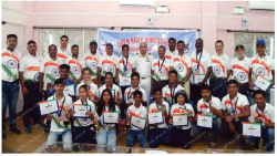 Navy Open windsurfing championship held