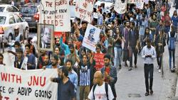 Student movements: The wheels of change