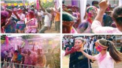Coronavirus scare keeps Holi celebrations low-key in Goa