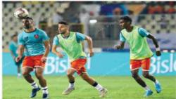 One point separates Goa and history in Jamshedpur