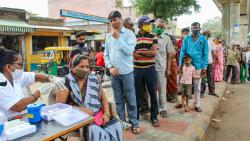 Goa's coronavirus caseload went up by 74 to reach 1,76,095 on Sunday, a health department official said
