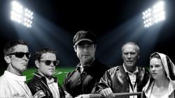 Actors Matt Damon, Christian Bale, Brad Pitt, Clint Eastwood and Hilary Swank, among others, have all worked in some of the greatest sports movies (Gomantak Times)