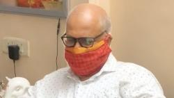 Digambar Kamat in a press conference