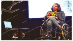 Deepa Malik urges more youth participation in Paralympics