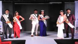 Steller Mr and Miss Goa 2020 at Calangute on January 26