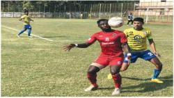 Churchill Bros overpower Panjim Foootballers 2-0