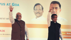 Union Home Minister Amit Shah on Thursday said that the BJP would come to power in Goa with a full majority.