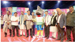 Goa National Games 2020 mascot bulbul unveiled