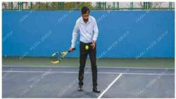 World-class synthetic tennis courts at BITS Pilani, K K Birla Goa campus