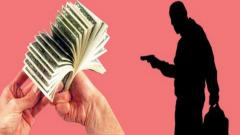 Extortion calls to PWD minister One more held