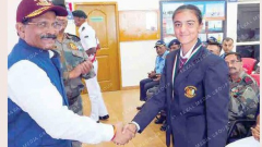 Gurjeet tides over Pak bullets to chase her dream of sailing
