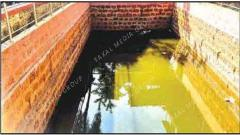 Renovated century-old well polluted again