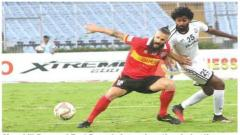 Last-gasp goal helps East Bengal draw with Churchill