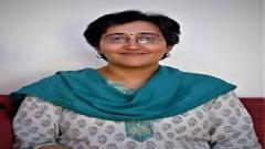 Newly appointed AAP Goa in-charge Atishi arrives in Goa atishi