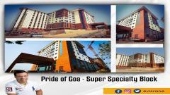 Super speciality block at Bambolim within next six months: Vishwajit