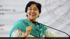 AAP focuses on empowerment of local bodies: Atishi Marlena