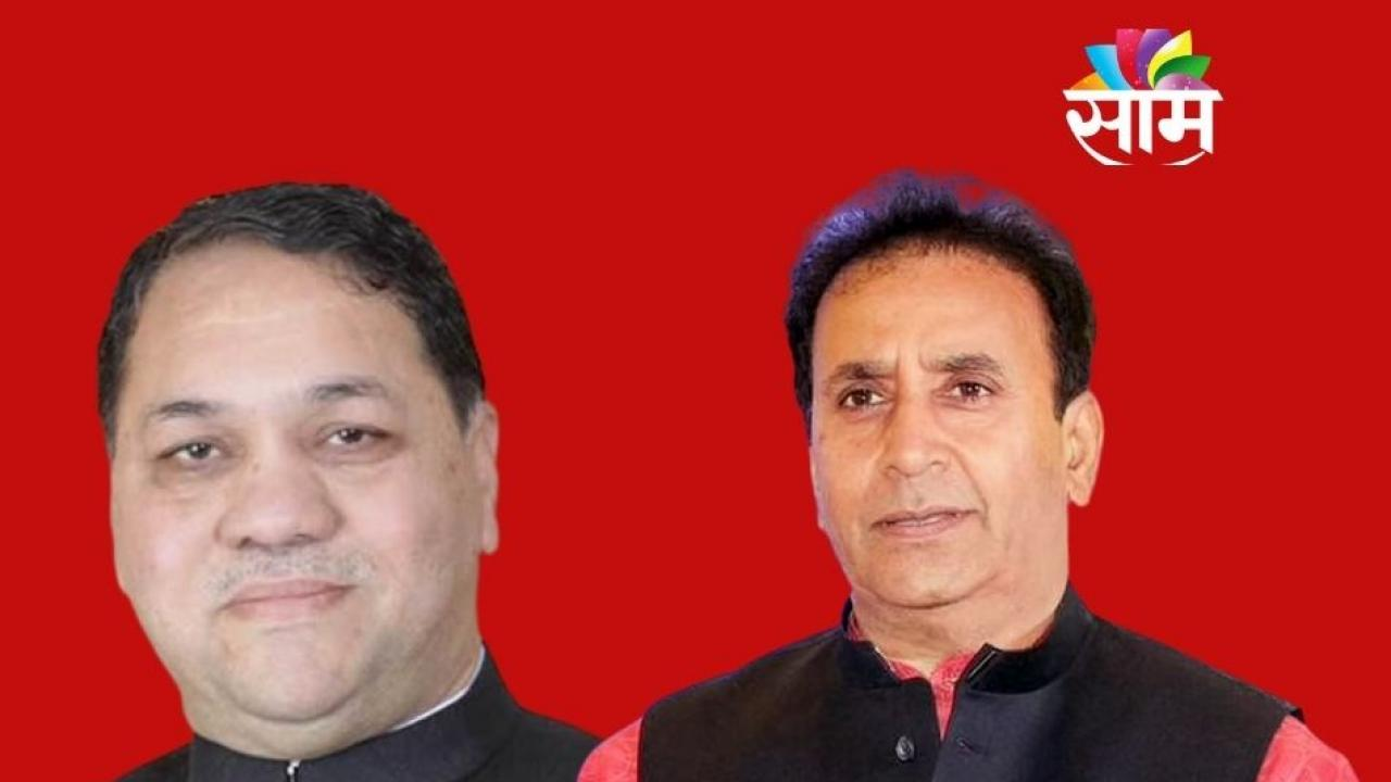 Dilip Walse Patil - Anil Deshmukh