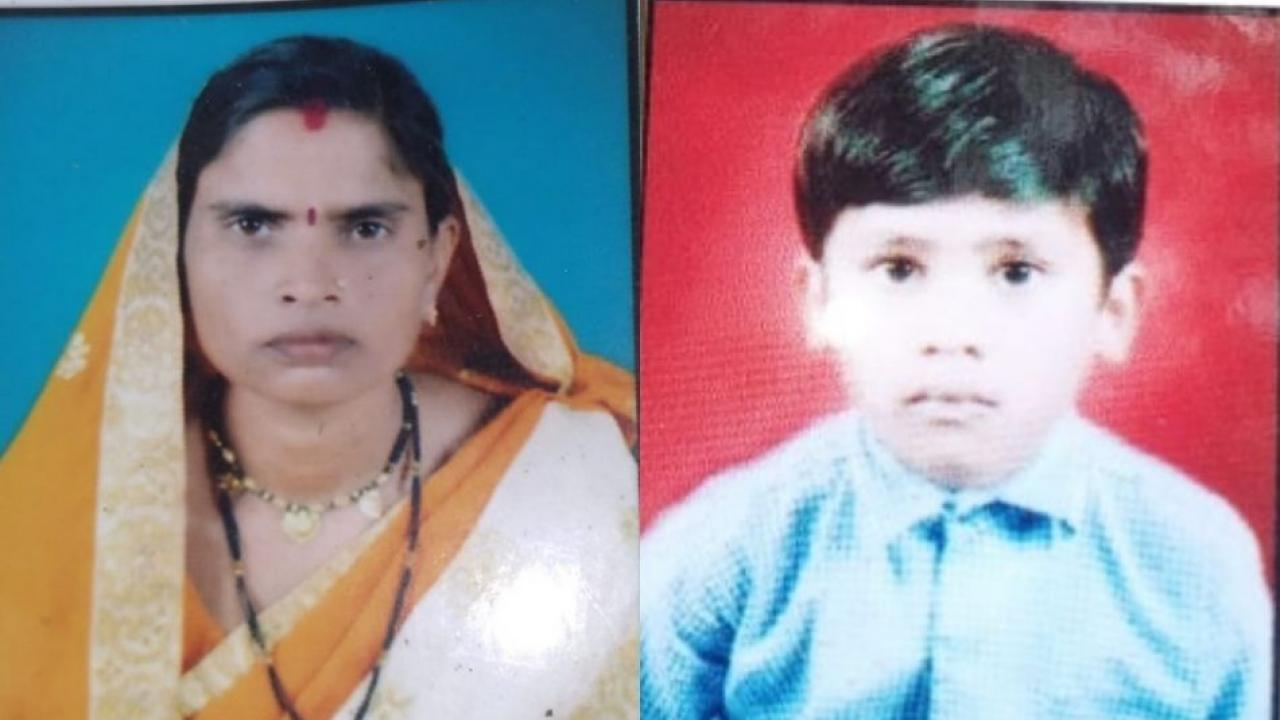 Mother and child killed by snake bite