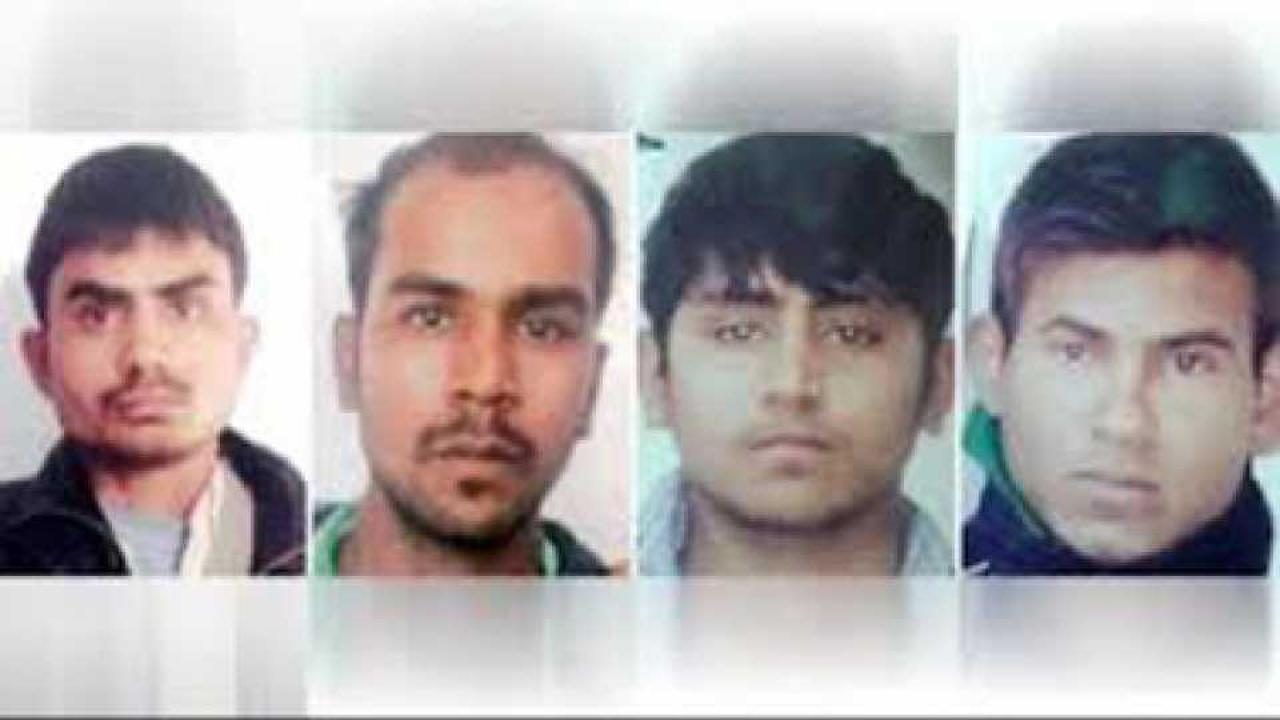 marathi news nirbhaya case convicts fianlly to be hanged on this date !